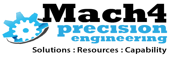 Mach4 Precision Engineering Logo