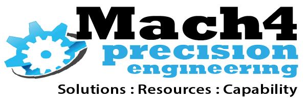 Mach4 Precision Engineering Logo